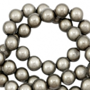 Perles Miracle 3D 10mm taupe